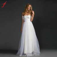 Women's Off Shoulder Lace Formal Long Maxi Evening Party Dress