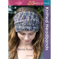Search Press Books-Knitted Headbands (20 To Make)