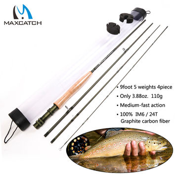 5 Weight Trout Fly Fishing Rod