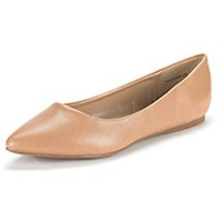 Women's Casual Slip-On Pointed Toe Flat