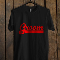 Bride and Groom Couple men T Shirt  Mens T shirt and Womens T shirt *
