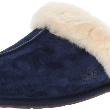 Ugg Australia W Scuffette II Womens Suede Scuffs Slippers Shoes