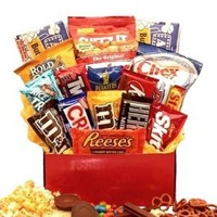 Candy Care Package - Great Easter Gift Idea for College Kids