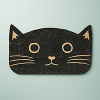 Cat Head Doormat