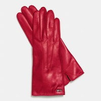 LEATHER BASIC GLOVE