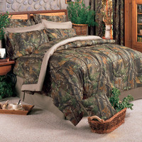 Realtree Bedding Hardwoods Comforter