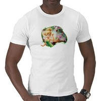 Tinker Bell Flutterific Disney Tee Shirts from Zazzle.com