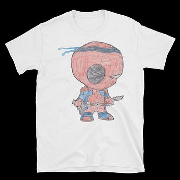 DeathStroke and Deadpool Tee by Mr TJ