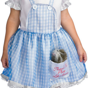 The Wizard of Oz Dorothy Toddler / Child Costume - Toddler