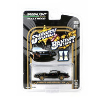 1980 Pontiac Trans Am Smokey and the Bandit II (1980) 1-64 Diecast Model Car by Greenlight