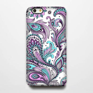 Peacock Feather iPhone 6 Plus/6/5S/5C/5/4S/4 Protective Case #139