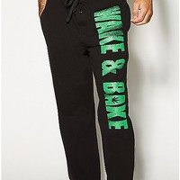 Wake and Bake Lounge Pants - Spencer's