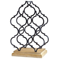 Cyan Design Marrakech Tower Wine Rack - 06162