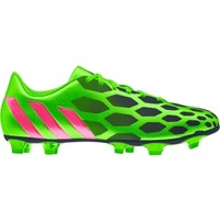 adidas Women's Predito Instinct FG Soccer Cleat - Green/Pink | DICK'S Sporting Goods
