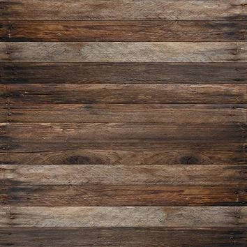 Brown Oak Planks Wood Candy Floor Drop 4x5 - LCCF6877 - LAST CALL