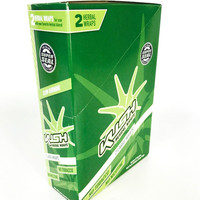 Kush Herbal Wraps (Box of 50)