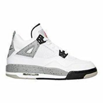 nike air jordan 4 retro OG BG hi top trainers 836016 sneakers shoes