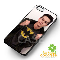 dylan obrien teen wolf-N41yh for iPhone 4/4S/5/5S/5C/6/ 6+,samsung S3/S4/S5,S6 Regular,S6 edge,samsung note 3/4