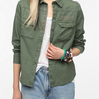 Urban Outfitters - BDG Button-Down Surplus Shirt