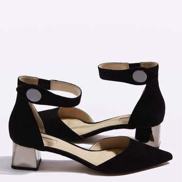 JOPLIN Popper Shoes | Topshop