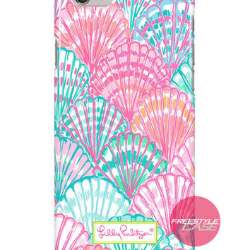 Lilly Pulitzer Multi Oh Shello Inspired iPhone Samsung Case Series