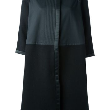 Marc By Marc Jacobs Collarless Coat