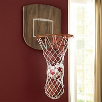 Sports Wall Organization - Basketball Hoop