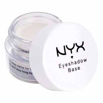 3 NYX EYESHADOW BASE White, White Pearl, Skin Tone **pick your color**