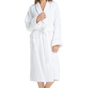 Women's Full Length Resort Terry Cloth Robe