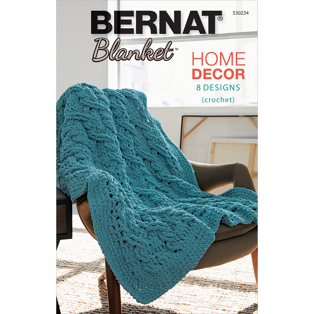 Patterns Using Bernat Blanket Yarn Best Decorating