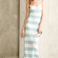 Sweater Stripe Maxi Dress by Tart Blue Motif