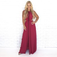 Ruby Canyon Maxi Dress