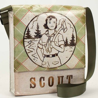 Scout Messenger Bag with Pencil Case