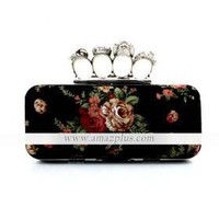 Gorgeous Cotton Shell Evening Bag Handbag Purse Clutch (0438-158H25) [#00281434] - US$49.79 : Amazplus.com