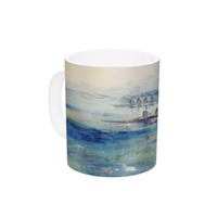 "Josh Serafin ""Crew"" Rowing Ceramic Coffee Mug"