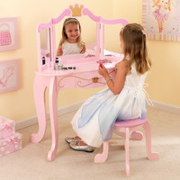 KidKraft New Princess Table & Stool - 76123