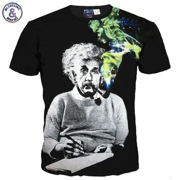 Einstein T-Shirt Tees