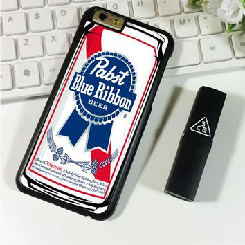 Pabst Blue Ribbon iPhone 6 Plus | 6S Plus Case Planetscase.com