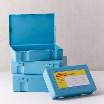 Penco Set Of 4 Nesting Storage Boxes | Urban Outfitters