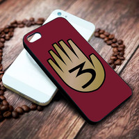 3 Gravity Falls book 3 Mystery twins Iphone 4 4s 5 5s 5c 6 6plus 7 case / cases