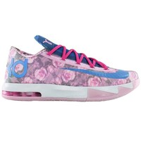 Nike KD VI 6 Supreme Aunt Pearl Kay Yow Kevin Durant Air Mens Basketball Shoes