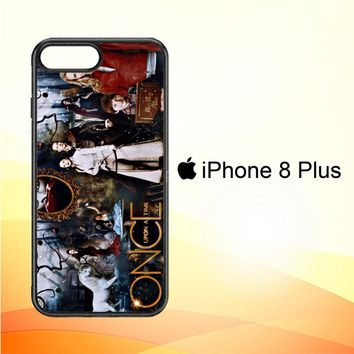 once upon a time wallpaper Y0852 iPhone 8 Plus Case