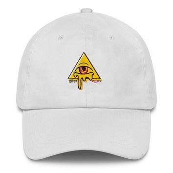 Alter Egos Eye Embroidered Cap