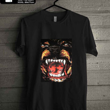 Givenchy Dog T-SHIRT FOR MAN SHIRT,WOMEN SHIRT **
