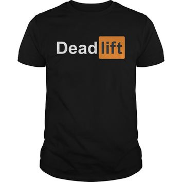 The Deadlift Shirt Guys Tee