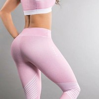 Pink Girl Legging