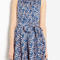 Marc by Marc Jacobs | Tootsie Flower Silk Tee Dress by Marc by Marc Jacobs