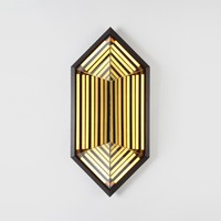Stella Hexagon Sconce