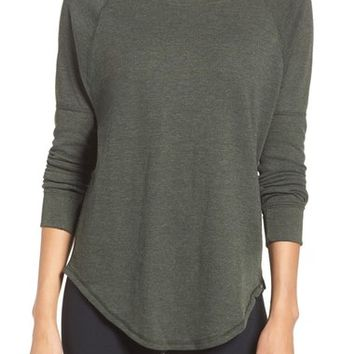 Under Armour Long Sleeve Knit Tee | Nordstrom