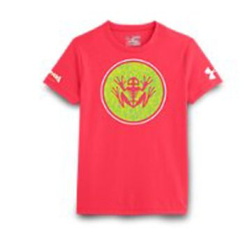 Under Armour Girls' Kulipari Frog T-Shirt
